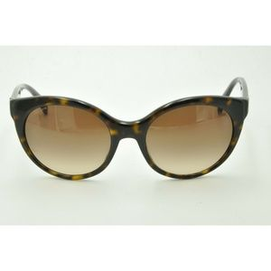 Prada SPR 23O Sunglasses 2AU-6S1 Tortoise Brown